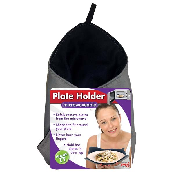 Plate Holder Microwaveable