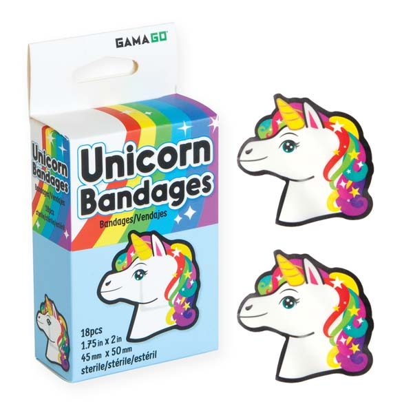 Bandages Unicorn