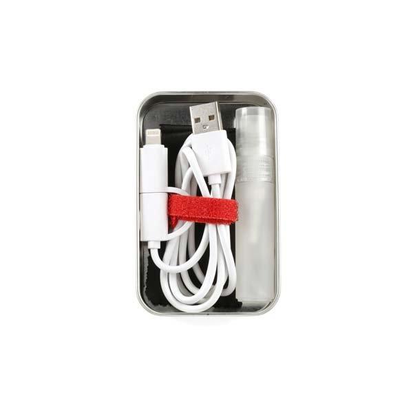 Emergency Travel Tech Kit
