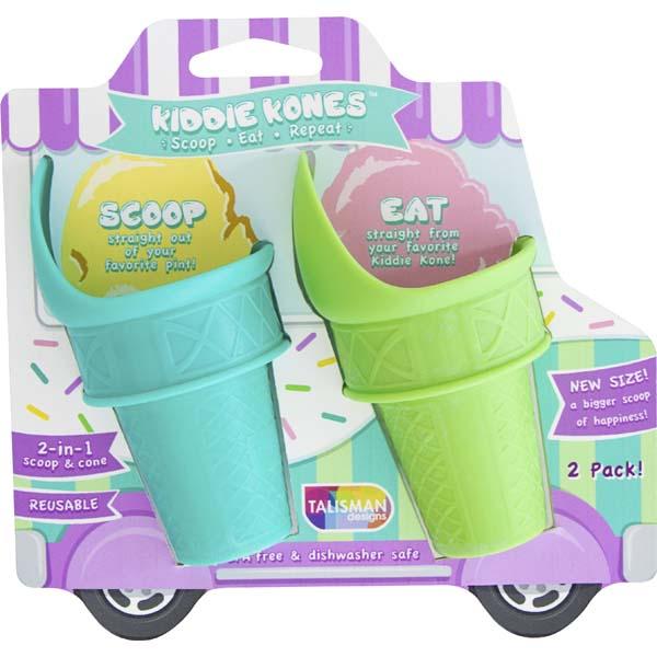 Kiddie Kones™ Scoops Set of 2