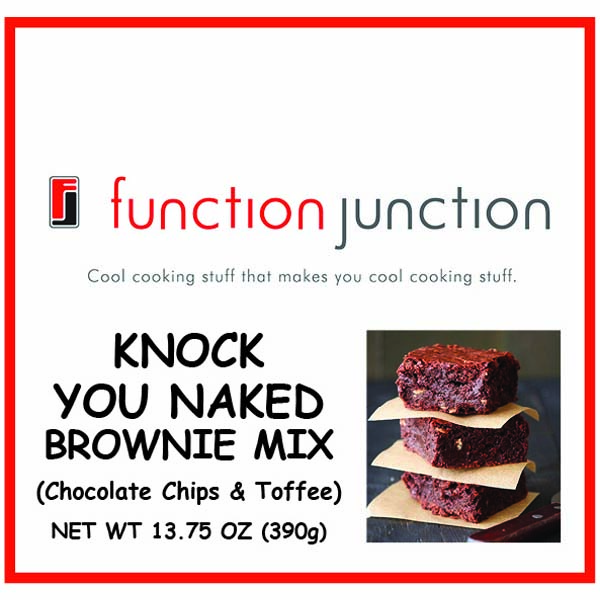 Knock You Naked Brownie Mix