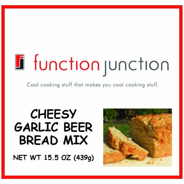 Cheesy Garlic Beer Bread Mix