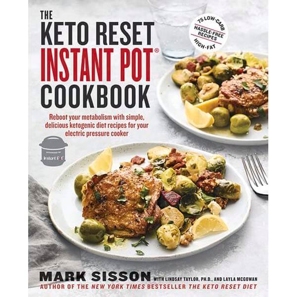 Keto Rest Instant Pot Cookbook