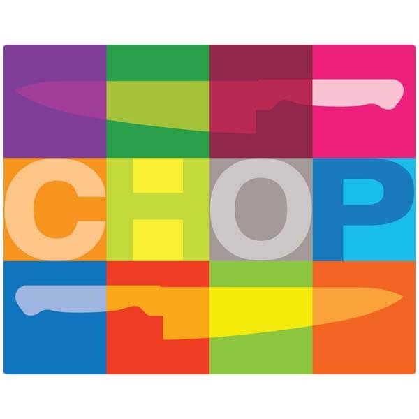 CHOP Flexible Cutting Board
