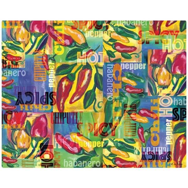 Chili Collage Flex Board